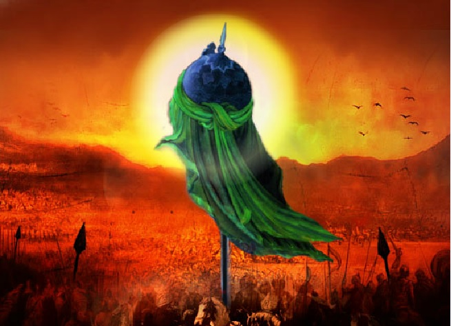 Rise of Hussain: The holy head on the Spear